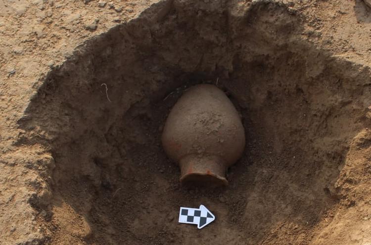 Mingtepada arxeologik tadqiqotlar