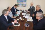 Обсуждены перспективы сотрудничества с российскими коллегами
