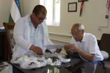 Расширяется международное сотрудничество Ташкентского ботанического сада