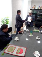 Научное сотрудничество между узбекским и кыргызским народами укрепляется
