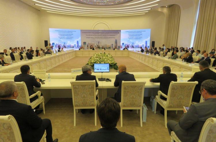 Началась Международная конференция «Новая эпоха и перспективы развития Узбекистана»