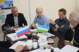 Развитие узбекско-российского сотрудничества