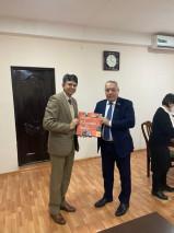 Узбекистан - Индия: научные отношения