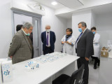 Президент Академии наук встретился с сотрудниками Института иммунологии и геномики человека