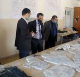 Посол Италии ознакомился с деятельностью Самаркандского археологического института