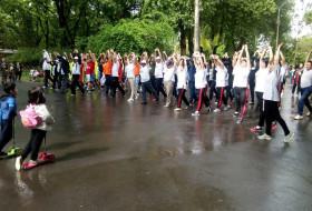 """Akademiada-2019"" sport musobaqalaridan fotoreportaj"