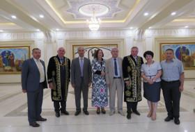 Узбекистан - Германия: научное сотрудничество на новом этапе