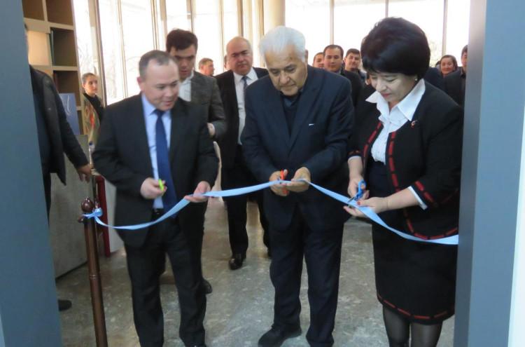 Открытие  выставки «Древние культуры Ферганы в ракурсе исследований Коштепа-2»