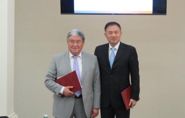 Узбекистан-Китай: новый этап научного сотрудничества
