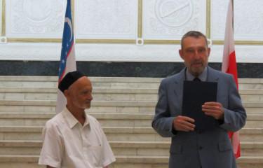 Узбекистан-Польша: результаты археологических исследований