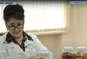 Ilmga baxshida umr: professor Salima Oripova