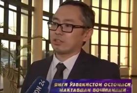 Интервью 24   В школе начинается порог нового Узбекистана - Козимхон Сагдуллаев