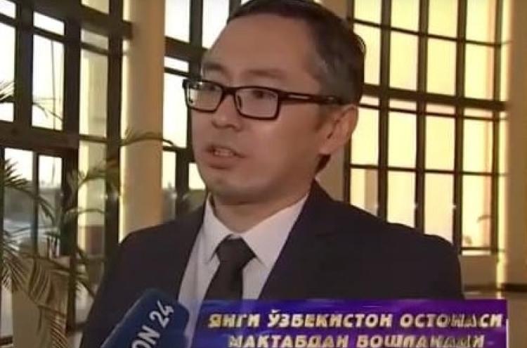 Intervyu 24 | Yangi O'zbekiston ostonasi maktabdan boshlanadi - Kozimxon Sagdullayev