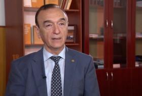ZIYO DARG'ALARI: Akademik Shavkat Ayupov