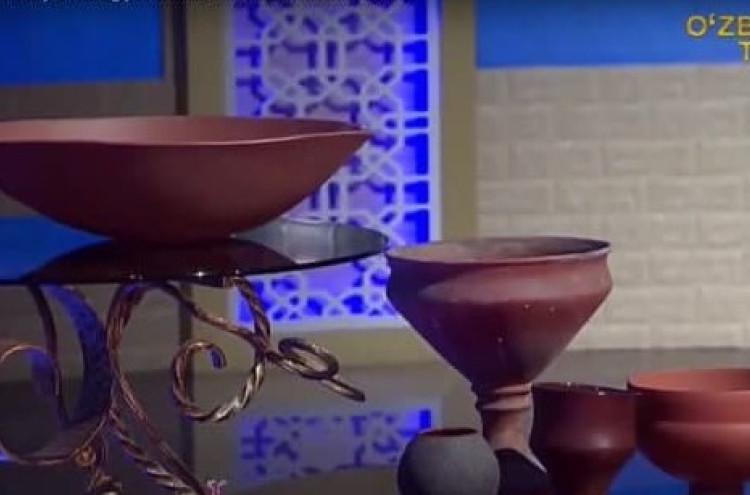Bronza davri kulolchiligi - FA Milliy arxeologiya markazi mutaxassislari bilan suhbat