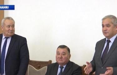 FA Navoiy bo'limida ilmiy-tadqiqot muassasalari ishlanmalari taqdimoti