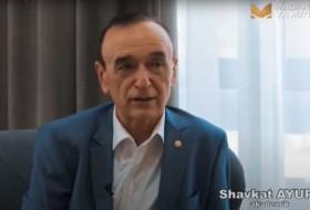 Zamondosh - akademik Shavkat Ayupov