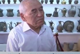 Новый музей в Ахсикенте - интервью с Абдулхамидом Анорбаевым