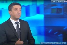 Xalqaro muzeylar kuni - Temuriylar tarixi davlat muzeyi direktori Xurshid Fayziyev bilan suhbat