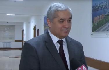 Презентация разработок Института материаловедения Академии наук Республики Узбекистан