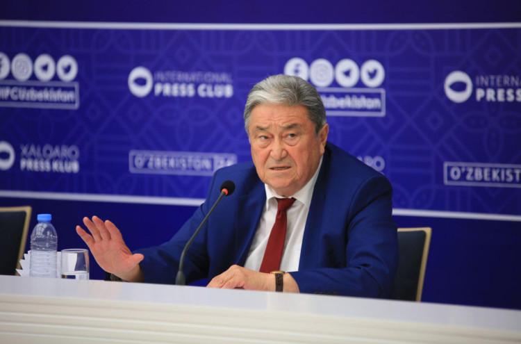 5 июля текущего года был проведен  Международный пресс-клуб  на тему: «Интеграция научных исследований, инноваций и экономическое развитие в Узбекистане:  анализ проблем и оптимальные решения»