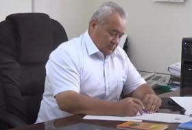 """FA Navoiy bo'limi raisi Abdurazzoq Mirzayev """"Sodiq xizmatlari uchun"""" medali bilan taqdirlandi"""