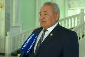 Председатель Навоийского отдедения АН РУз А.У.Мирзаев о перспективах развития геологии в Узбекистане