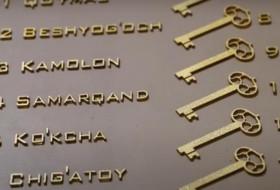 """Toshkent muzeyida """"Toshkent manzaralari: kecha va bugun"""" nomli ko'rgazma o'tkazildi"""