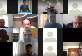 Онлайн-защита Каримовым Эркинжоном докторской диссертации в институте математики АН РУз